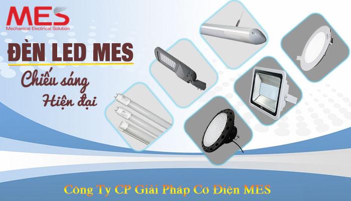 MES Nhà sản xuất đèn led hàng đầu tại Việt Nam MES