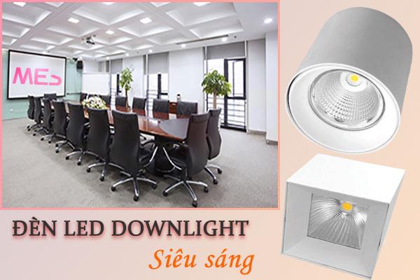 Đèn LED Downlight siêu sáng tiết kiệm chi phí