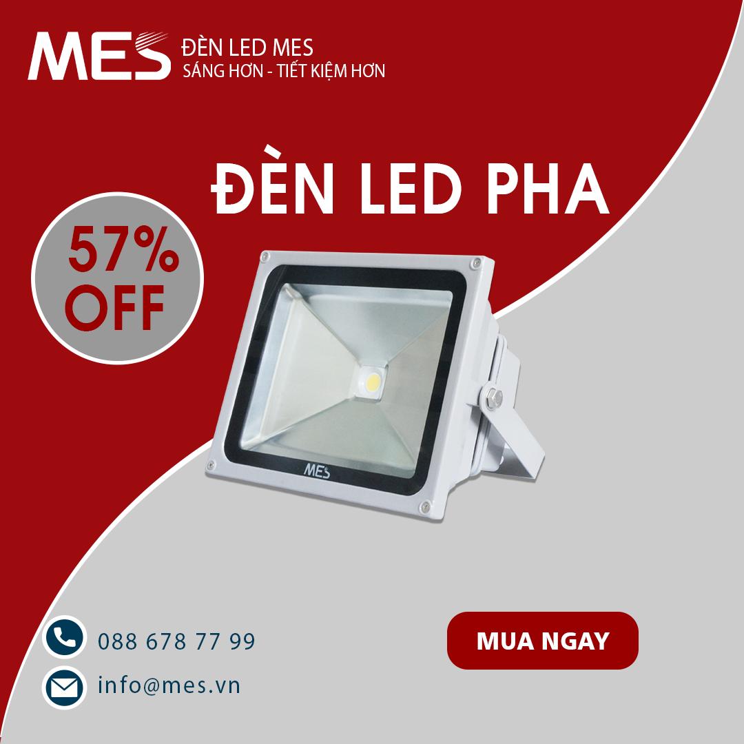 Đèn LED giảm giá cực mạnh mùa covid, giảm giá lên đến 57%