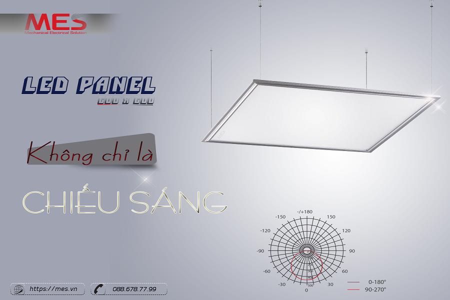 Đèn LED âm trần 600 x 600