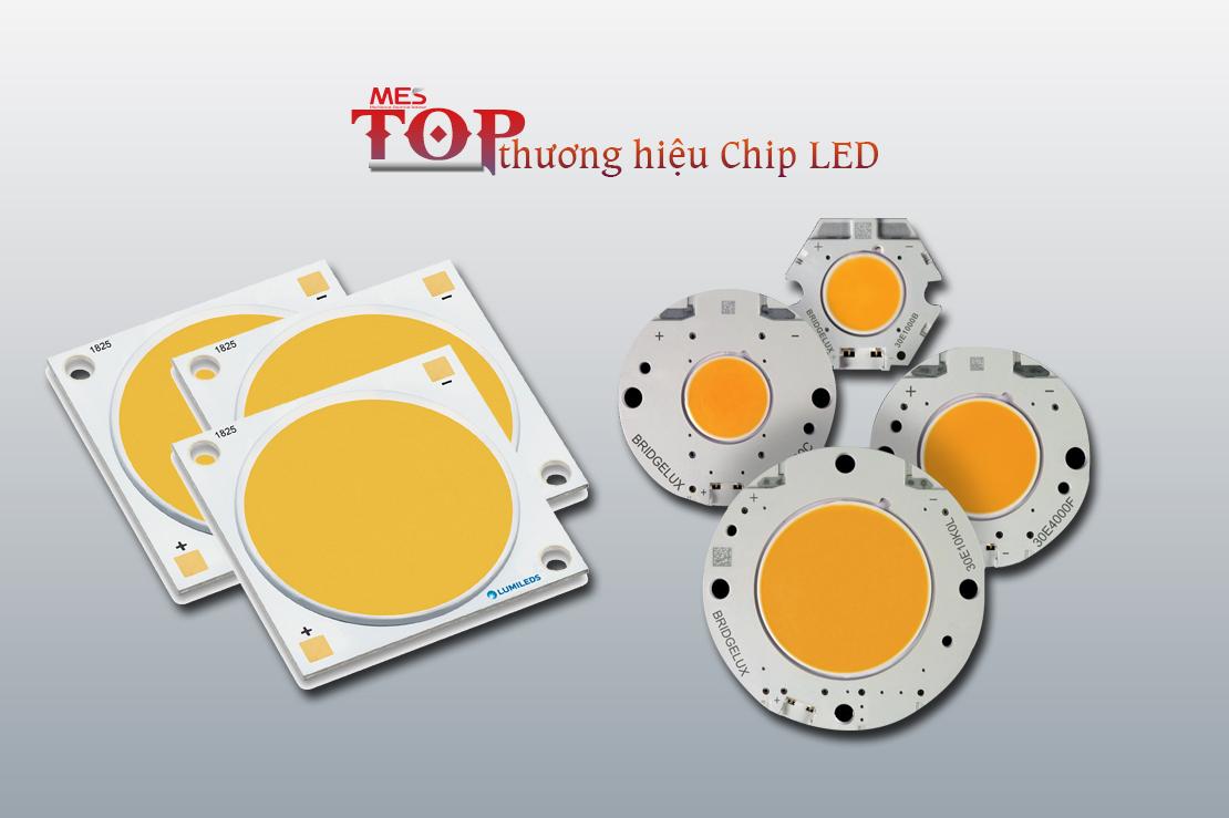 TOP thương hiệu Chip LED hàng đầu thế giới