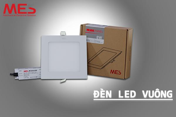 Khi nào nên sử dụng Đèn LED vuông?