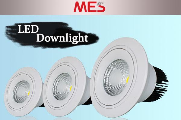Cách sử dụng đèn led downlight âm trần hiệu quả nhất