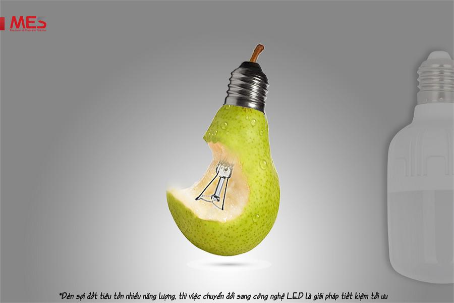 Đèn LED Bulb sự lựa chọn hoàn hảo