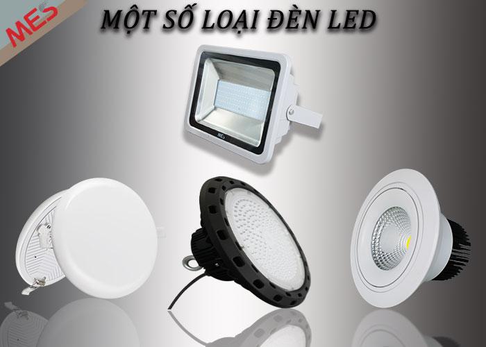 Đèn LED có những loại nào và ứng dụng của từng loại?