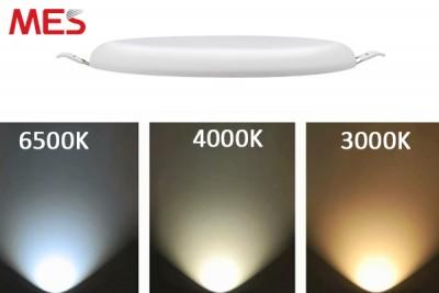 Đèn led panel âm trần đổi màu - công nghệ mới trong chiếu sáng