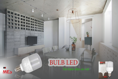 Đèn LED bulb và lưu ý khi sử dụng