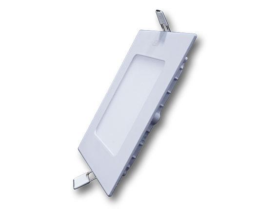 LED SQUARE SLIM PANEL MPL034 12W