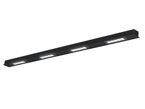 Đèn LED thanh âm thấu kính 20W MLL092