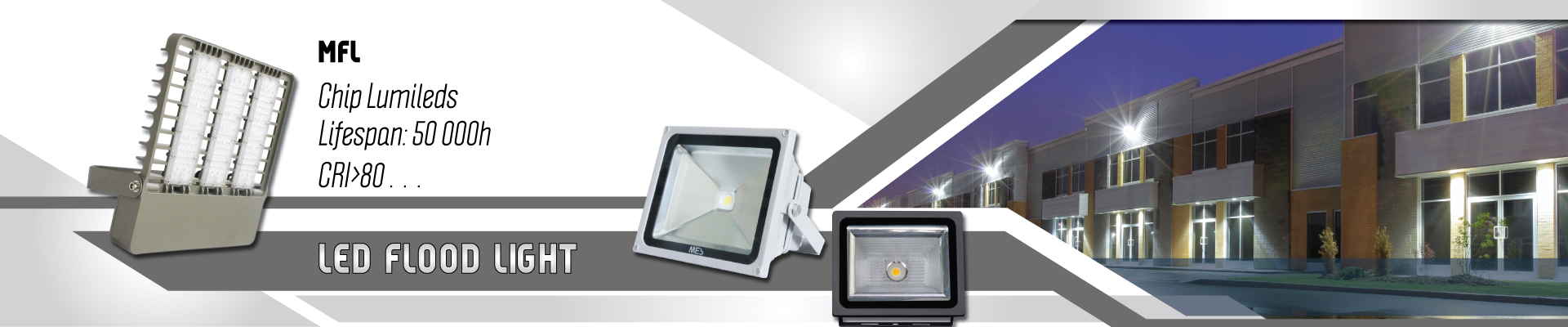 LED Flood Light 150W </br>MFL623