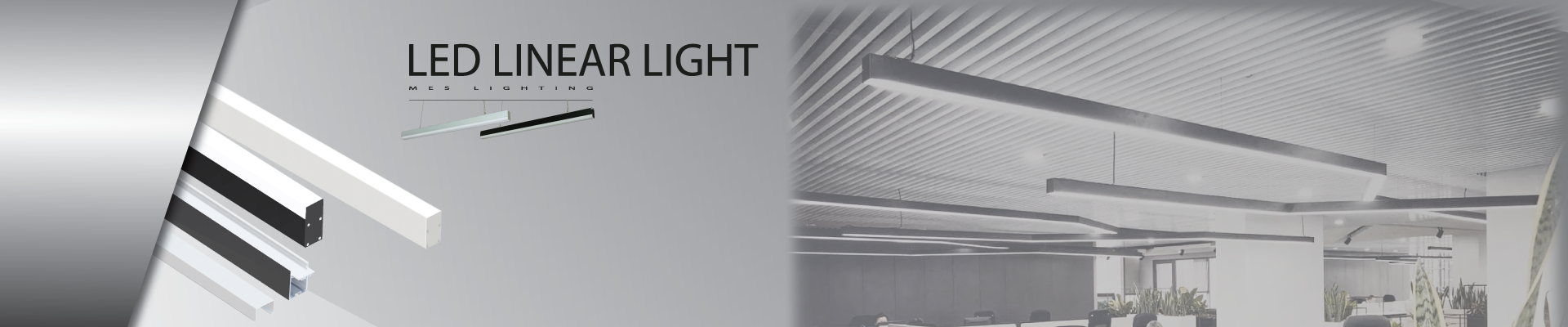 LED CLADDING WALL LINEAR MLL571 12W