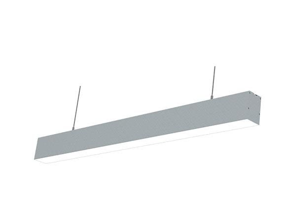 Đèn LED thanh treo một mặt chiếu 54W MLL053