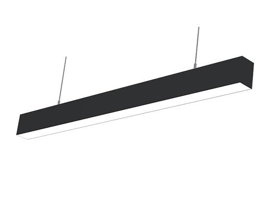 Đèn LED thanh treo một mặt chiếu 36W MLL172