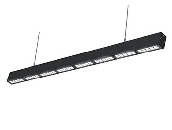Đèn LED thanh treo thấu kính 48W MLL124