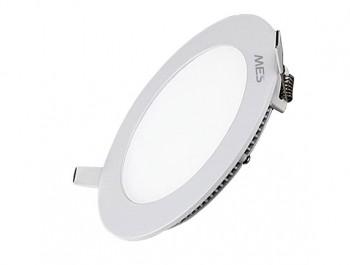 LED ROUND SLIM PANEL MPE012 6W