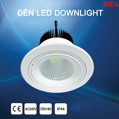 Đèn led downlight MES
