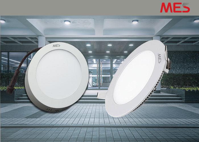 Đèn LED tròn MES